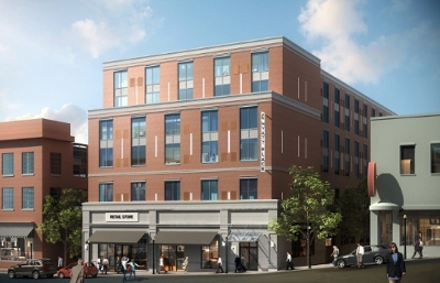 A new Hyatt Place has opened in The Vista.