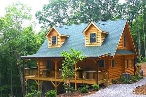 Blue Ridge Log Cabins honored by industry organizations.