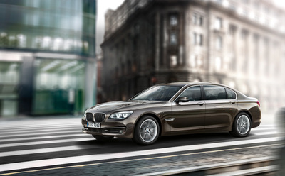BMW's world-renowned engineers have designed the 7 Series to last.