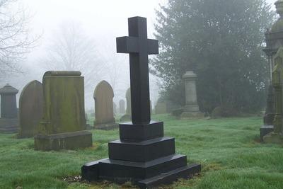 Medium cemetery