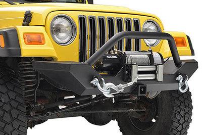 ProZ Premium Rock Crawler Jeep Front Bumper
