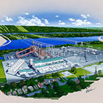 Siemens partners with Panda Power Funds to build plant in Pennsylvania.
