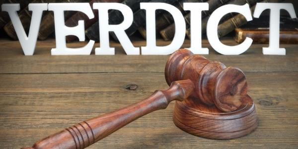 Large jury verdict