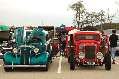 Last year's RockNRides drew more than 300 vehicles.