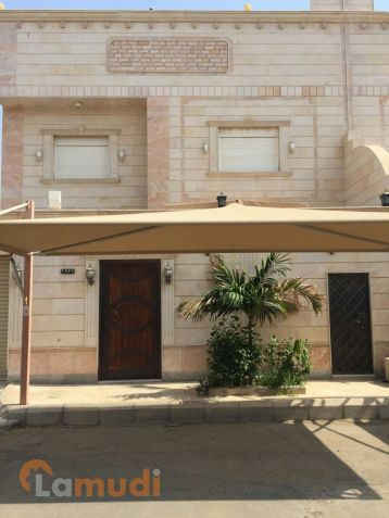 One view of the 5 bedroom villa in Jeddah.