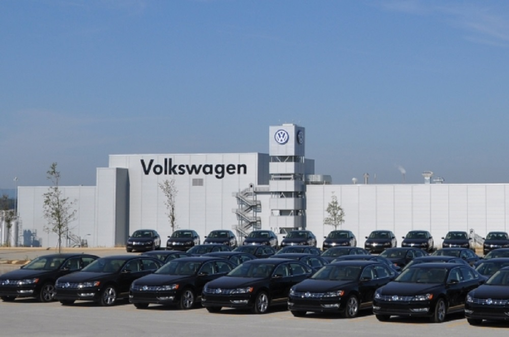 Volkswagen Chattanooga Jobs >> Volkswagen S Chattanooga Plant Expansion To Generate 1 000 Jobs
