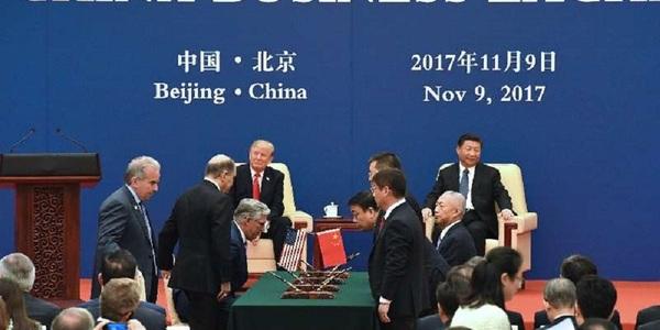 Large china