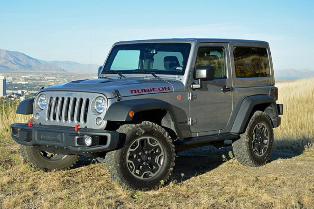 The publication's honor was attributed to Rubicon's exceptional off-road efficiency on different challenging terrains.