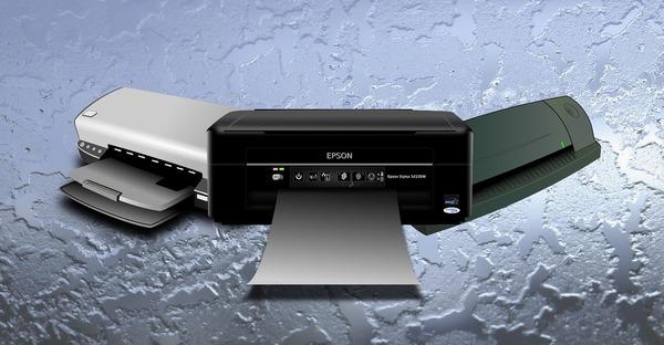 Large printer
