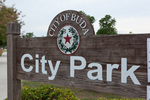 Buda's City Park is home to many community events, including the September Fajita Fest and December's Budafest.
