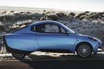 The Rasa's range is a claimed 300 miles on just 3.3 pounds of hydrogen.