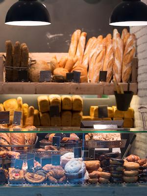 Large bakery