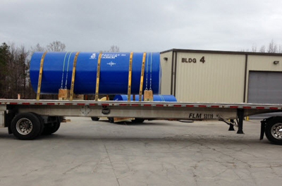 New NUHOMS® 61BTH dry shielded canisters begin journey to Exelon's Limerick Generating Station in Pottstown, Pa.