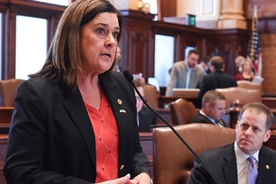 Illinois state Sen. Jil Tracy (R-Quincy)