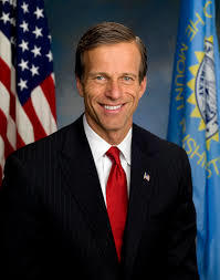 U.S. Sen. John Thune, chair, U.S. Senate Commerce Committee