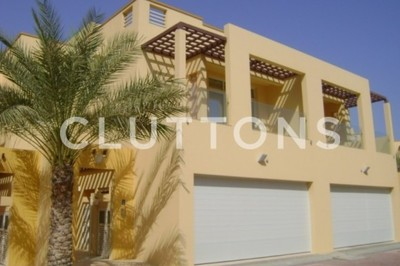 A four bedroom, three bathroom villa is now available in Barr Al Jissah