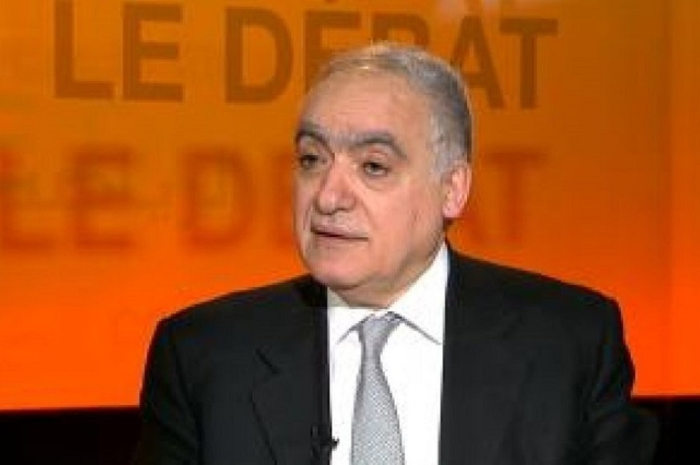 Ghassan Salamé is the new special representative of the U.N. secretary general in Libya.