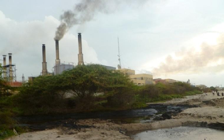 Cap des Biches power plant