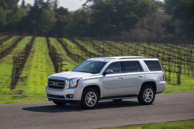 Aside from more luxury than the standard Yukon, the Denali also gets a more powerful engine and an eight-speed automatic transmission. The Yukon has a six-speed.