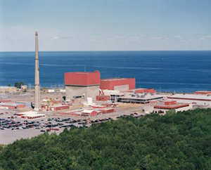 New York's James A. FitzPatrick Nuclear Power Plant