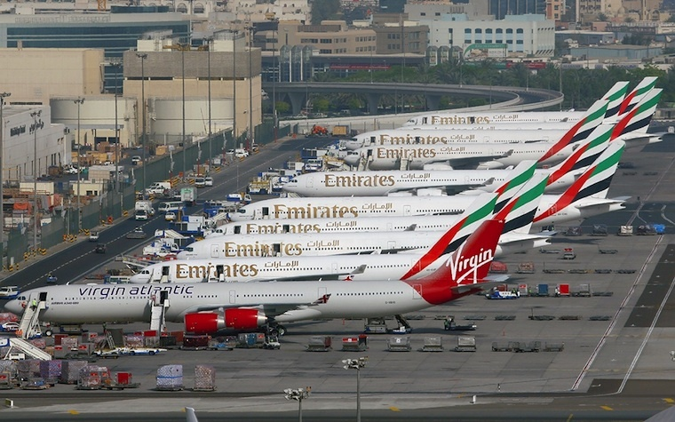 Dubai airports receive $3 billion in initial funding