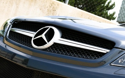 The Mercedez-Benz brand in Oman grew rapidly last year.