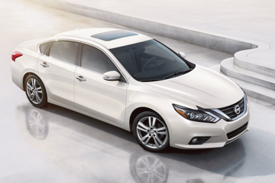 Available features on the 2019 Altima include a power sliding-glass moonroof.