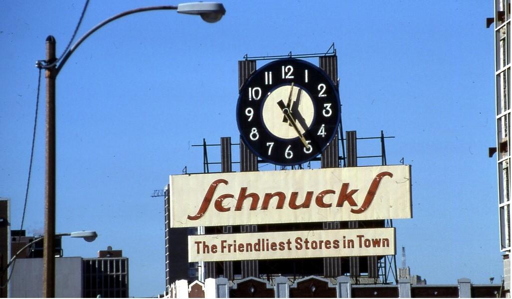 Schnucks dairy building