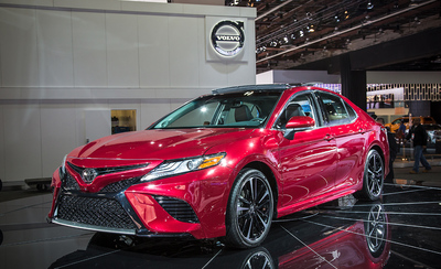 The 2018 Toyota Camry is an exceptional option for people who are looking for their dream car.
