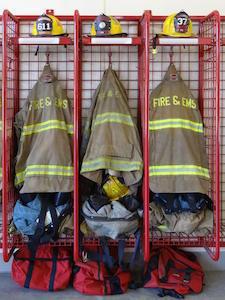 Medium firefighter