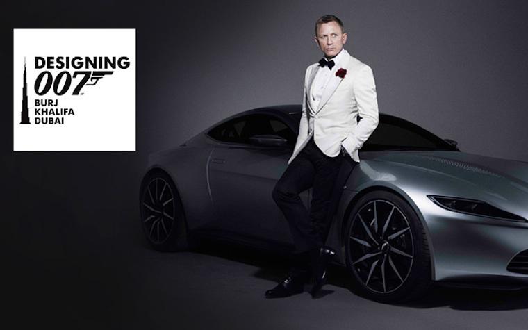 Emaar Properties to host 'Designing 007' exhibition at Burj Khalifa
