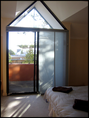 Sliding glass doors require a bit more care to keep them moving.