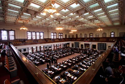 The Texas Legislature's 84th session will tackle some heavy work force issues.