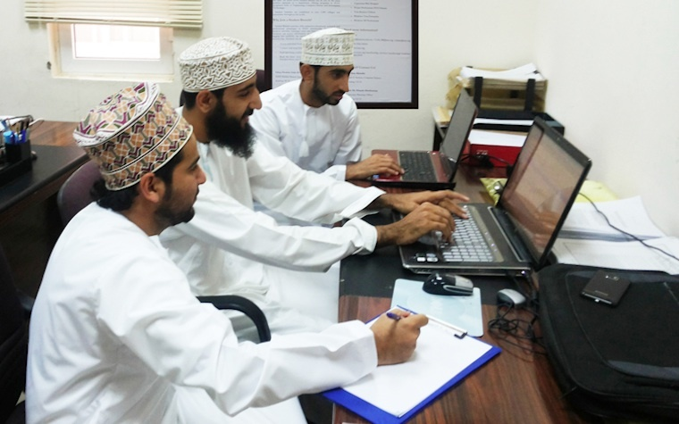 iPACT to help Omanis develop important IT skills.