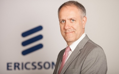 Rutger Reman, head of the industry and society unit at Ericsson's Middle East and East Africa region