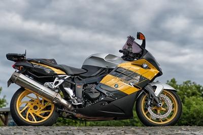 Medium motorcycle