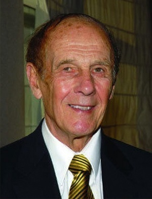 Don Hoylman's donation will fund the College of Business and Economics as well as the WVU Cancer Institute.