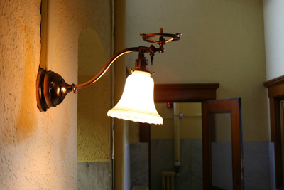 Sconces are nothing new, and antique versions can be collector's items.