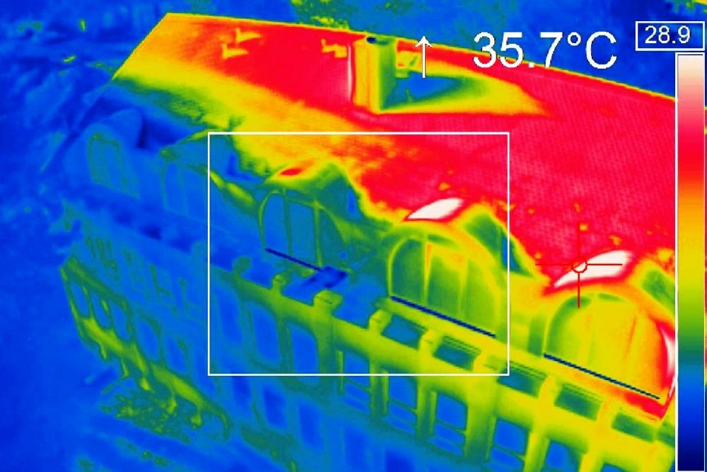 EMC has begun infrared-enabled drone surveillance of Cedar Rapids schools.