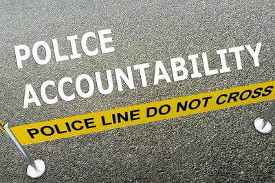 Medium shutterstock police acctability tape