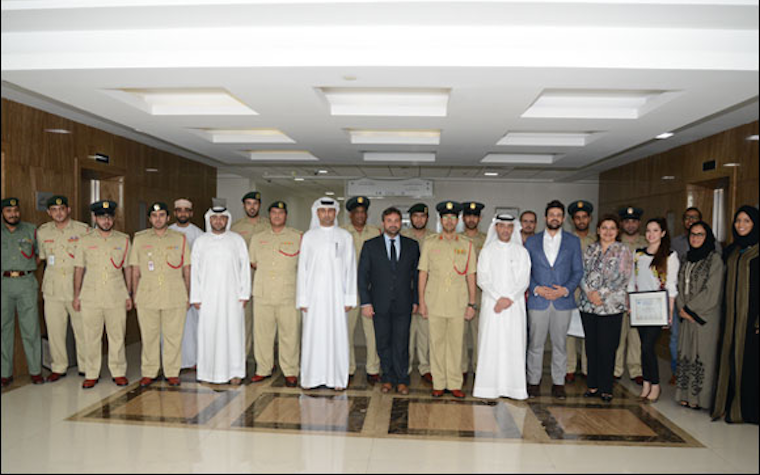 The Dubai Supreme Council of Energy is training 23 police officers to use UNIDO's Energy Management System.
