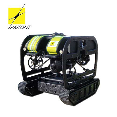 Diakont's Torus inspection ROV.