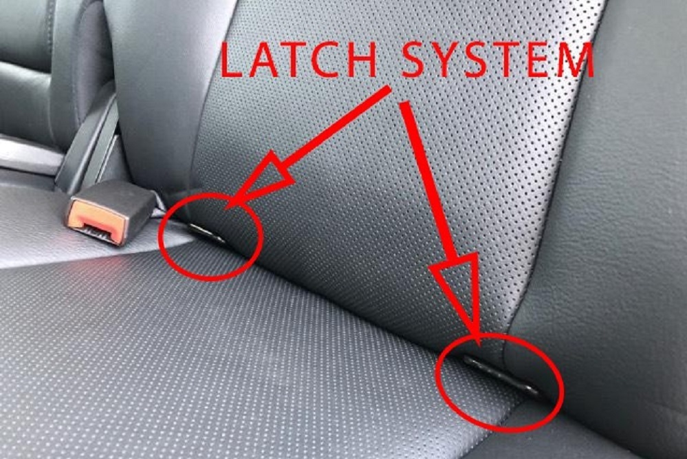 Federal regulations make the LATCH system mandatory for most cars.