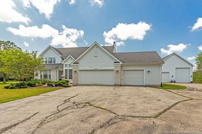 This four-bedroom home, 38850 N. Northwestern Ave. in Wadsworth, has a property tax bill of $11,092.