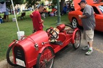 A custom car built by the Dietert Center's founder in 1915 was a crowd favorite at last year's Kerrville Open Car Show.