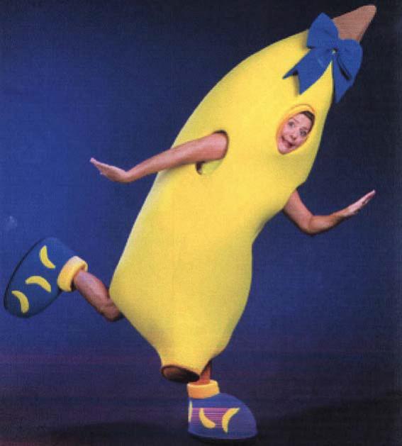 Bananalady