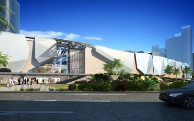 Abu Dhabi's Reem Mall is expected to open in 2018.