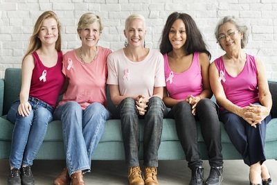More than 315,000 women are expected to be diagnosed with breast cancer in 2017.