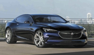 The Buick Avista looks new on the outside, but below the surface is parent GM's Alpha architecture. That makes The Sleuth think the two-door coupe is headed for production.