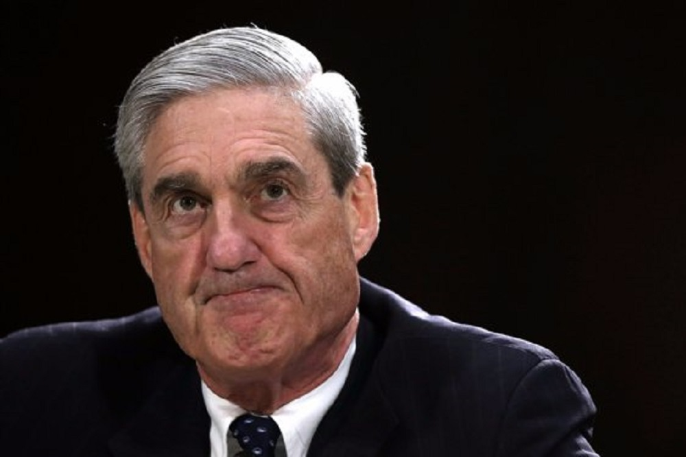 The Department of Justice is reporting that Robert Mueller's office spent $4.5 million of the total $10 million.